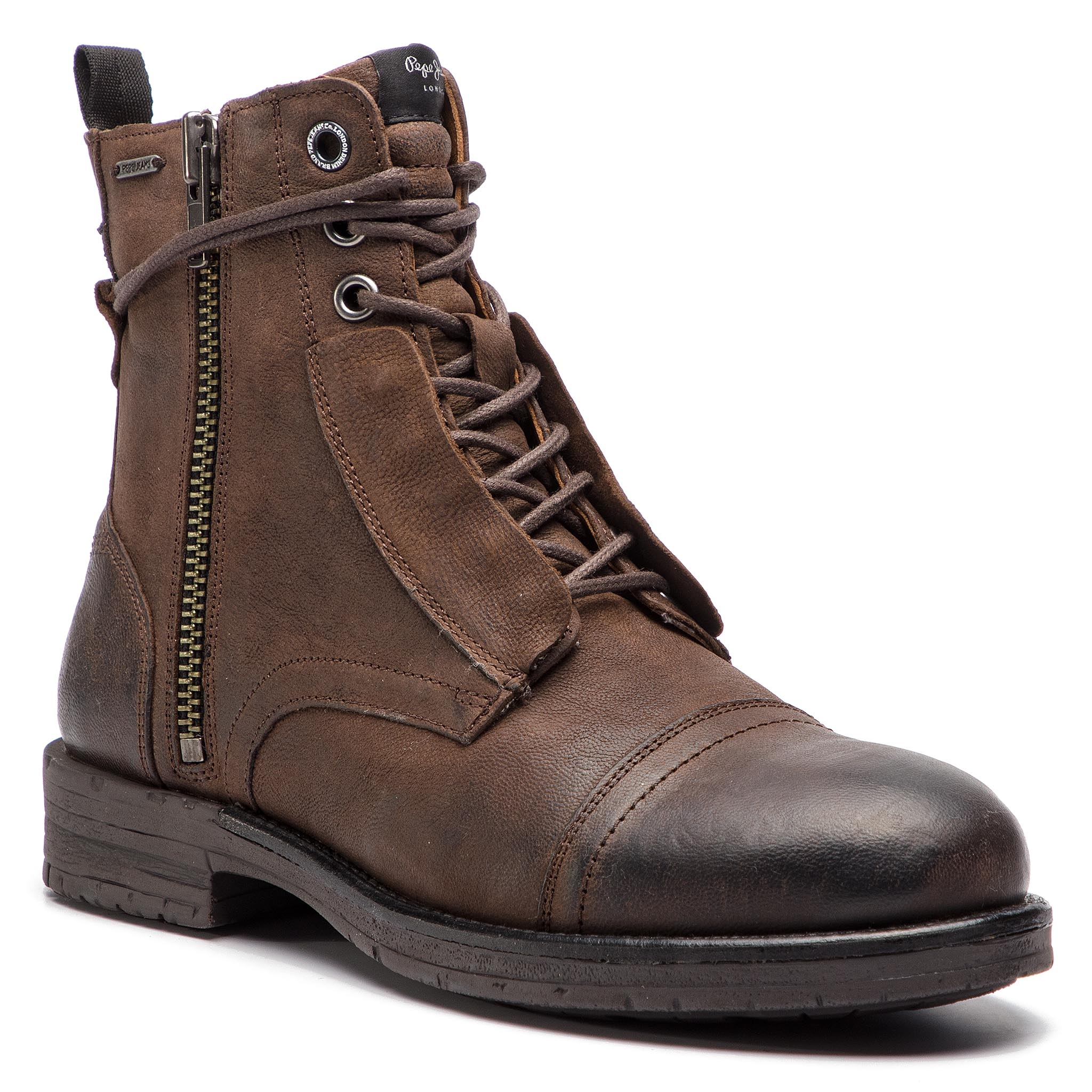 009919f4d1 Epapoutsia Μποτες PEPE JEANS - Tom Cut Boot PMS50162 Stag 884