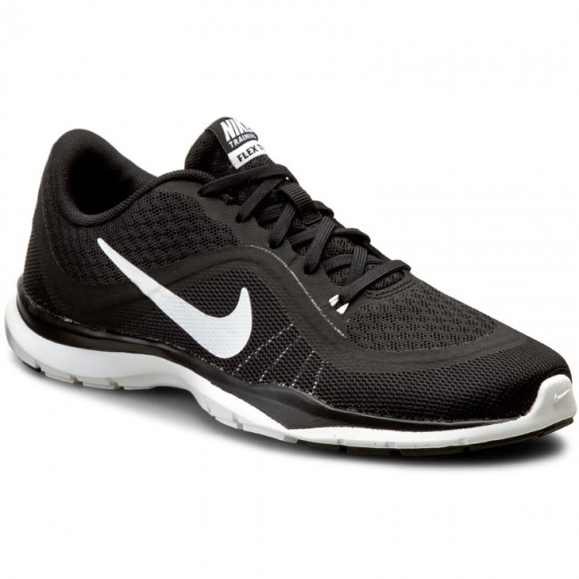 a4ef713172b Παπούτσια NIKE - Flex Trainer 6 831217 001 Black/White - Fitness ...