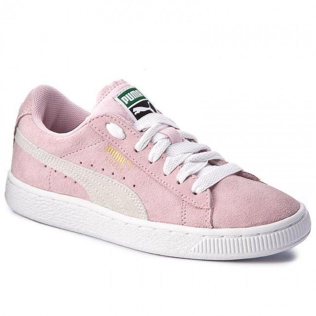 Αθλητικά PUMA - Suede Jr 355110 30 Pink Lady White Team Gold ... dfefcaf24e5