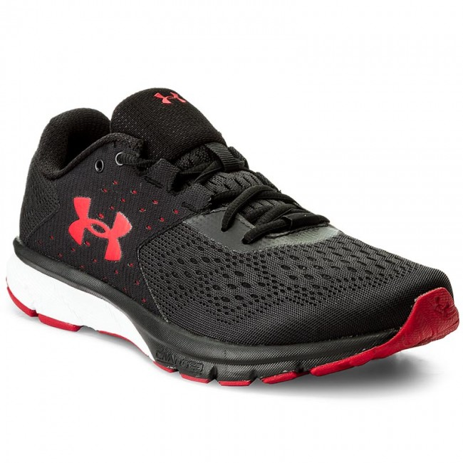 a796ac249a Παπούτσια UNDER ARMOUR - Ua Charged Rebel 1298553-002 Blk Red Red ...