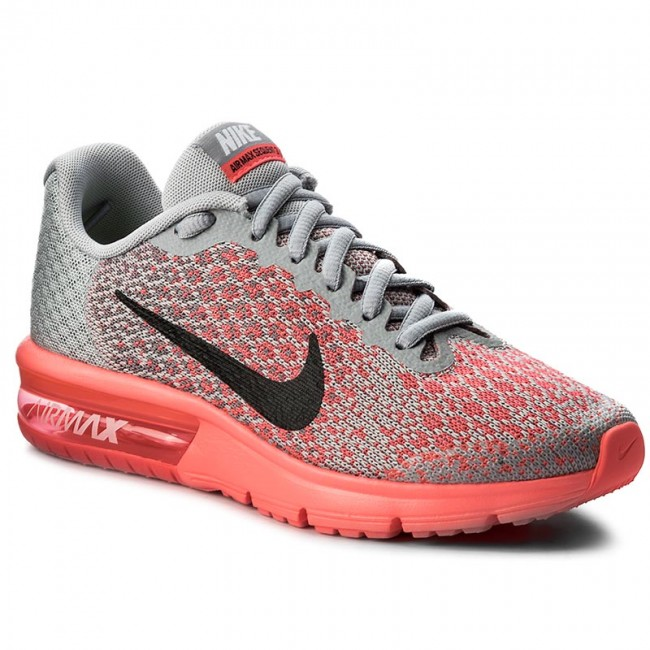 wholesale dealer 01330 a3af9 Παπούτσια NIKE - Air Max Sequent 2 (GS) 869994 003 Wolf GreyBlack