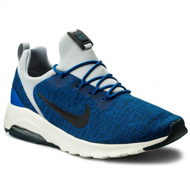 a023d8d43e Παπούτσια NIKE - Air Max Motion Racer 916771 400 Blue Jay Black Armory Navy