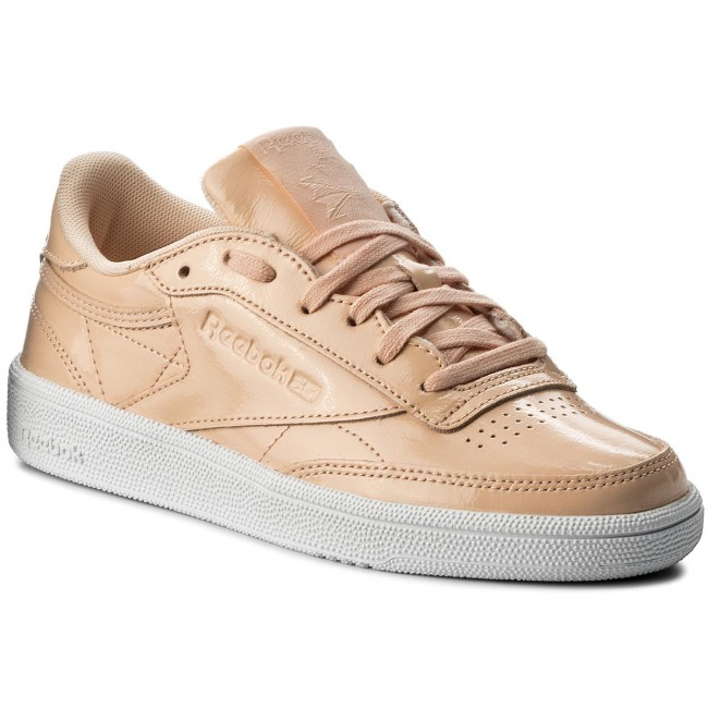 8957ca92621 Παπούτσια Reebok - Club C85 Patent BS9778 Desert Dust/White ...