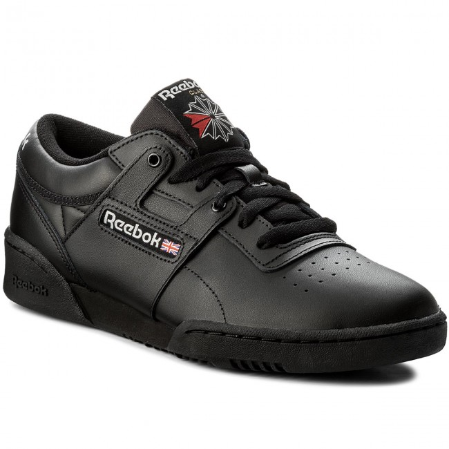 c917d3bad4a Παπούτσια Reebok - Workout Low CN0637 Int-Black/Light Grey ...