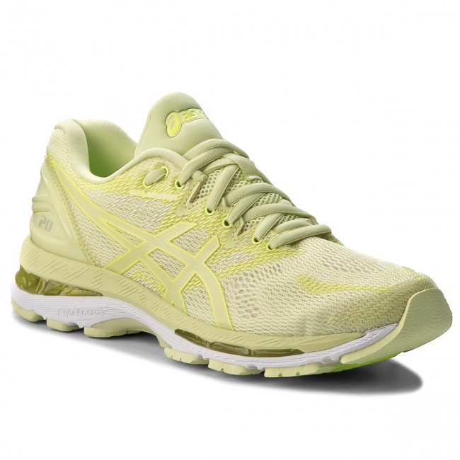 d63a12e76bc4 Παπούτσια ASICS - Gel-Nimbus 20 T850N Limelight/Limelight/Safety ...