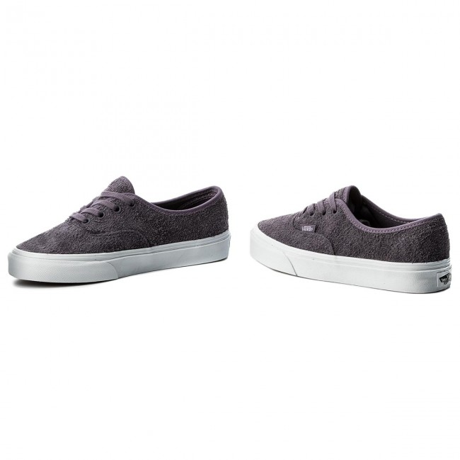 Πάνινα παπούτσια VANS - Authentic VN0A38EMQ8S (Hairy Suede) Purple Sage f4e141ff4fb