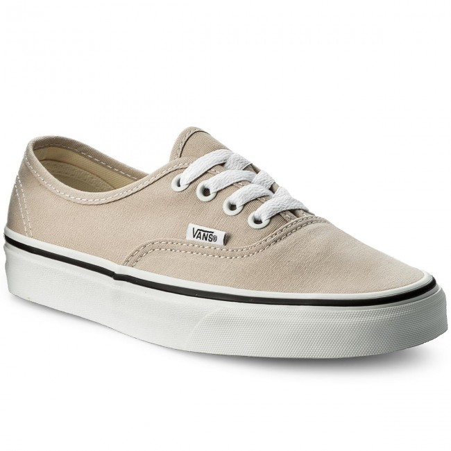 Πάνινα παπούτσια VANS - Authentic VN0A38EMQA3 Silver Lining True White 263fb36efcf