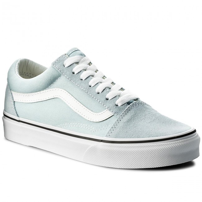 5a56863b024 Πάνινα παπούτσια VANS - Old Skool VN0A38G1Q6K Baby Blue/True White ...