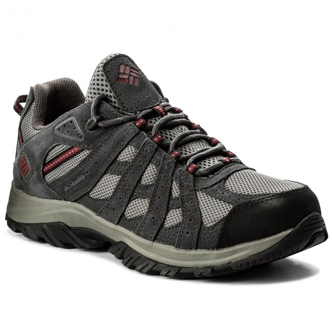 03234139c70 Μποτάκια πεζοπορίας COLUMBIA - Canyon Point Waterproof YM5416 Charcoal/Red  Element 030