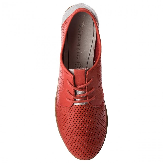 Oxfords TAMARIS 1 23603 20 Chili 533