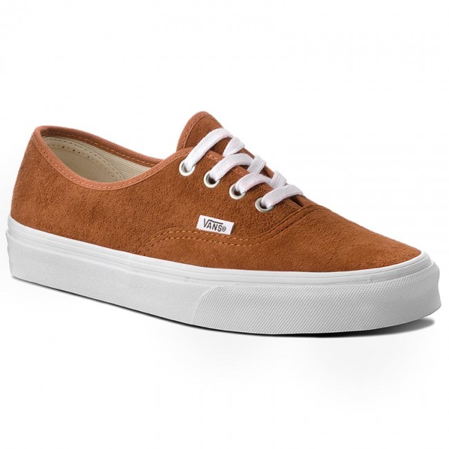 Πάνινα παπούτσια VANS - Authentic VN0A38EMU5K (Pig Suede) Leather Brown 2e2c494661a