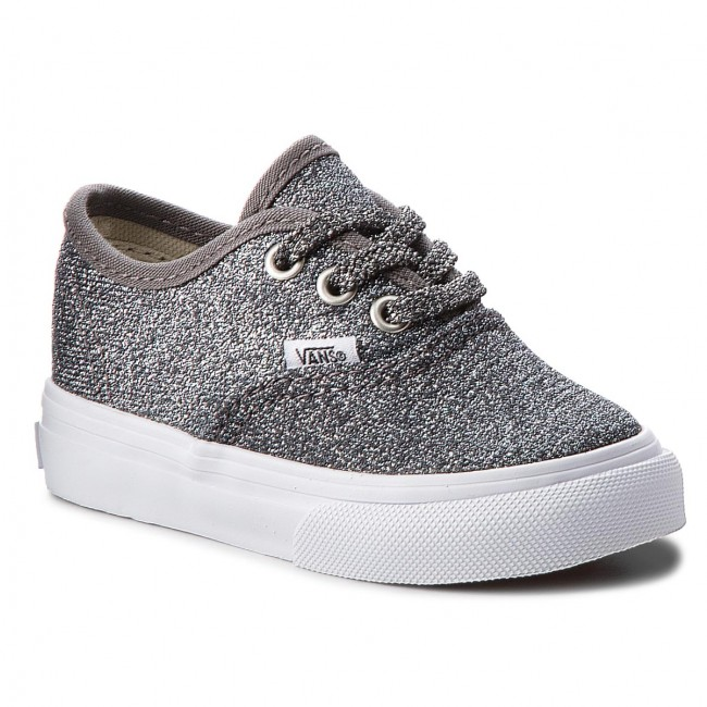 Πάνινα παπούτσια VANS - Authentic VN0A38E7U3T (Lurex Glitter) Black ... cde29126fa7