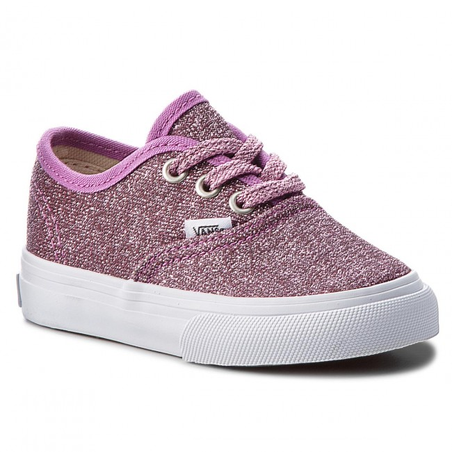 Πάνινα παπούτσια VANS - Authentic VN0A38E7U3U (Lurex Glitter) Pink True a16c303a841