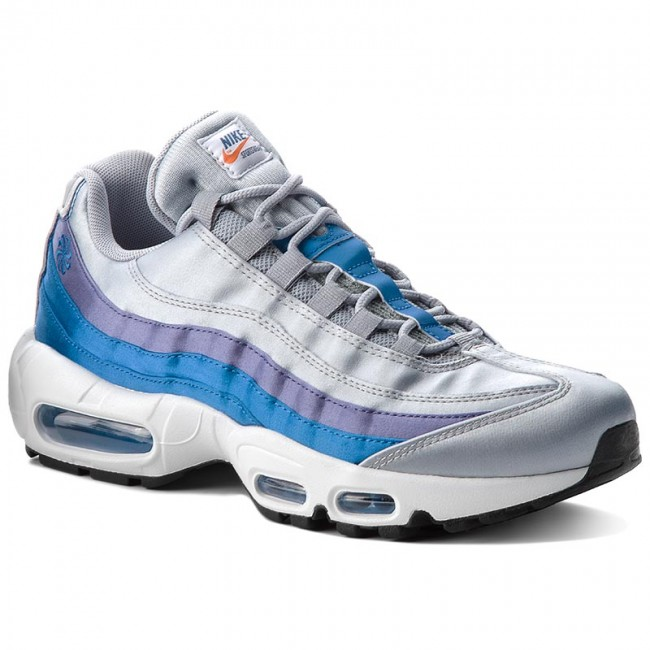 94a3de2e0bc Παπούτσια NIKE - Air Max 95 Se AJ2018 001 Wolf Grey/Blue Nebula ...