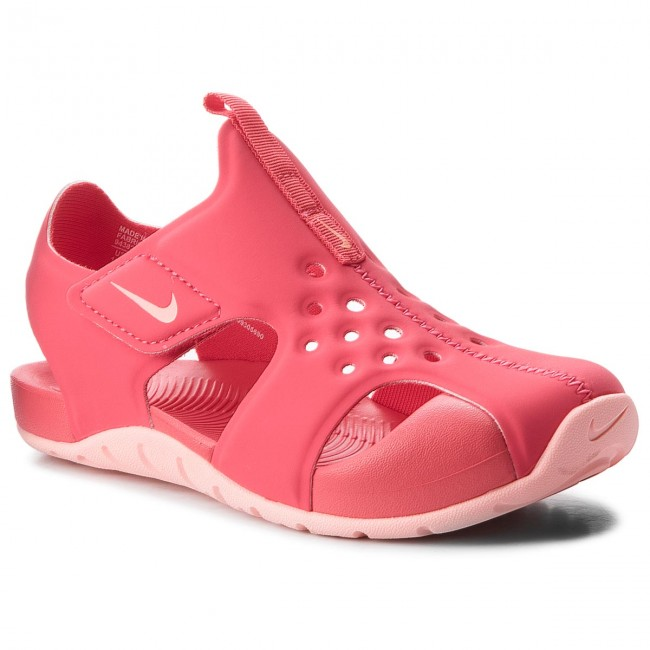 Σανδάλια NIKE - Sunray Protect 2 (PS) 943828 600 Tropical Pink Bleached  Coral aa23854f46e