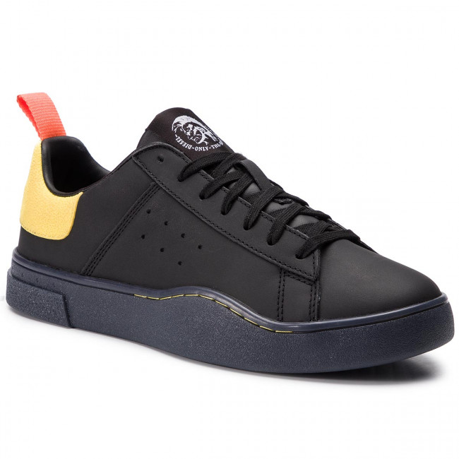 88876703e47 Αθλητικά DIESEL - S-Clever Low Y01748-P2282 H7090 Black/Yellow Fluo ...