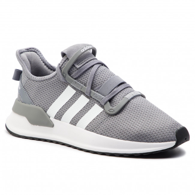4f57dfade3f Παπούτσια adidas - U Path Run G27995 Grey/Ftwwht/Cblack - Αθλητικά ...