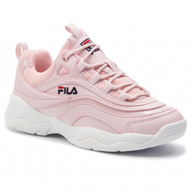 5c156f0b71a Αθλητικά FILA - Ray F Low Wmn 1010613.71D Chalk Pink - Αθλητικά ...