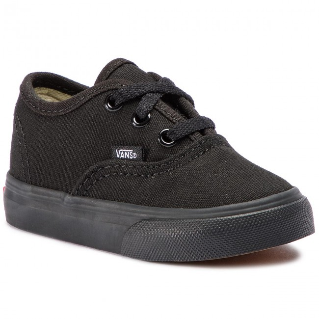 Πάνινα παπούτσια VANS - Authentic VN000ED9BKA1 Black Black - Με ... 03d55b0b86e