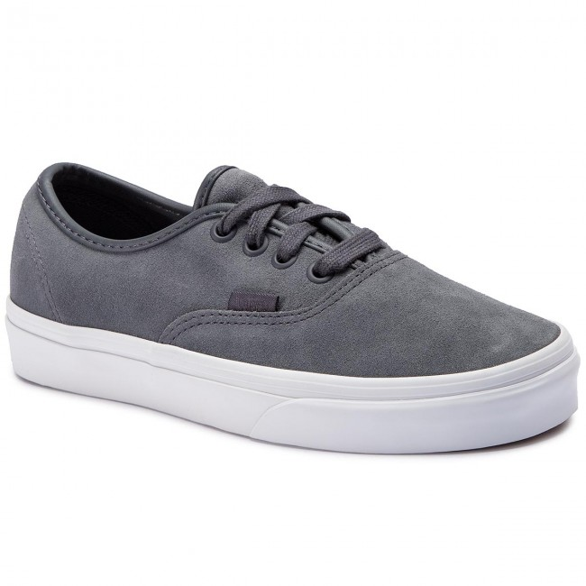 Πάνινα παπούτσια VANS - Authentic VN0A38EMVKE1 (Soft Suede) Ebony True W 3d83c01555b