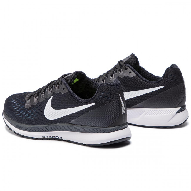 Παπούτσια NIKE - Air Zoom Pegasus 34 880560 001 Black White Dark Grey bdfca0b42e8