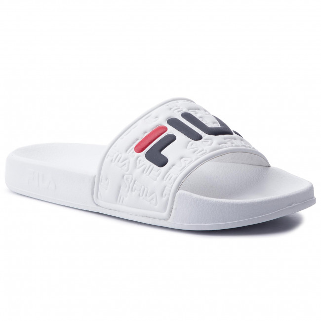 07115be7d1d Σανδάλια FILA - Boardwalk Slipper Wmn 1010640.1FG White - Παντόφλες ...