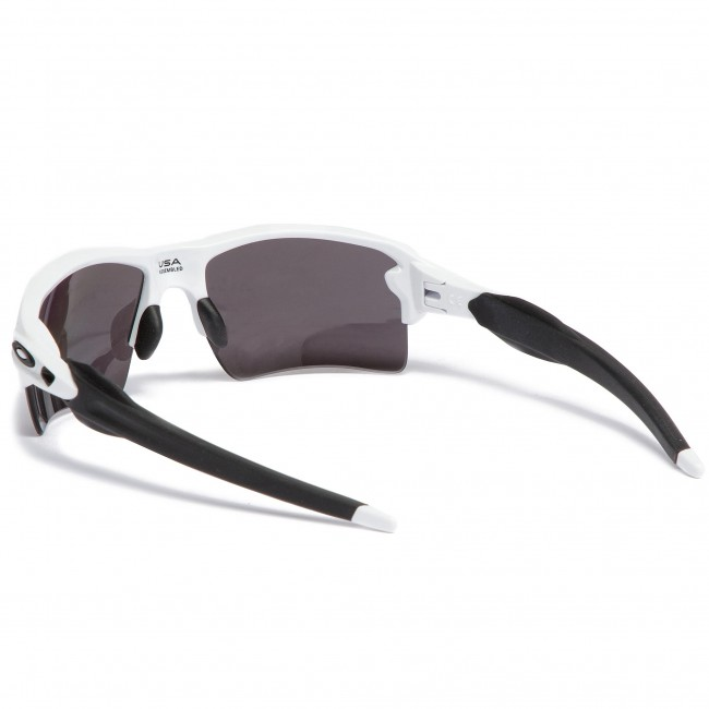 bd2b8b1aee Γυαλιά ηλίου OAKLEY - Flak 2.0 Xl OO9188-8159 Polished White Prizm Black  Polarized