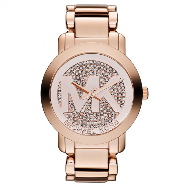 a4ea217990 Ρολόι MICHAEL KORS - Outlets MK3463 Rose Gold Rose Gold - Γυναικεία ...