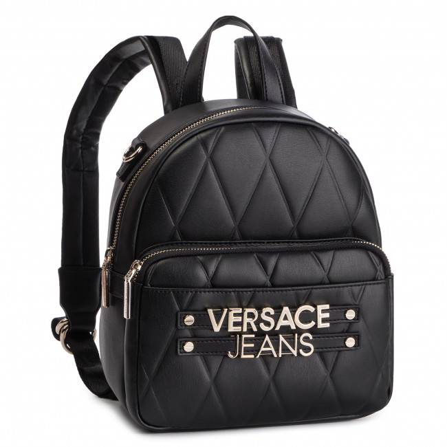 13ae25e2a7 Σακκίδιο VERSACE JEANS - E1HTBBL2 Nero - Πλάτης - Τσάντες - www ...