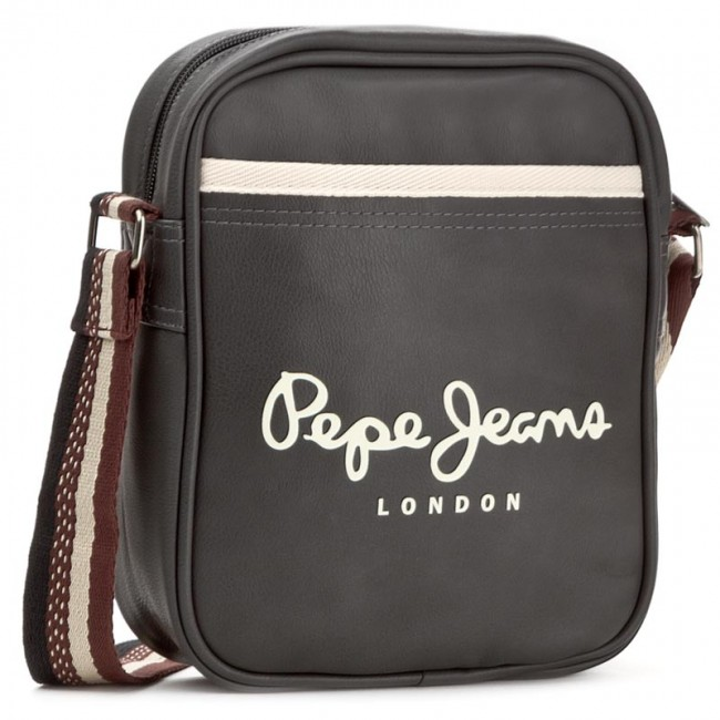 d1052e73b0 Τσαντάκι PEPE JEANS - Corck Bag PM030465 Washed Black 990 - Ανδρικά ...