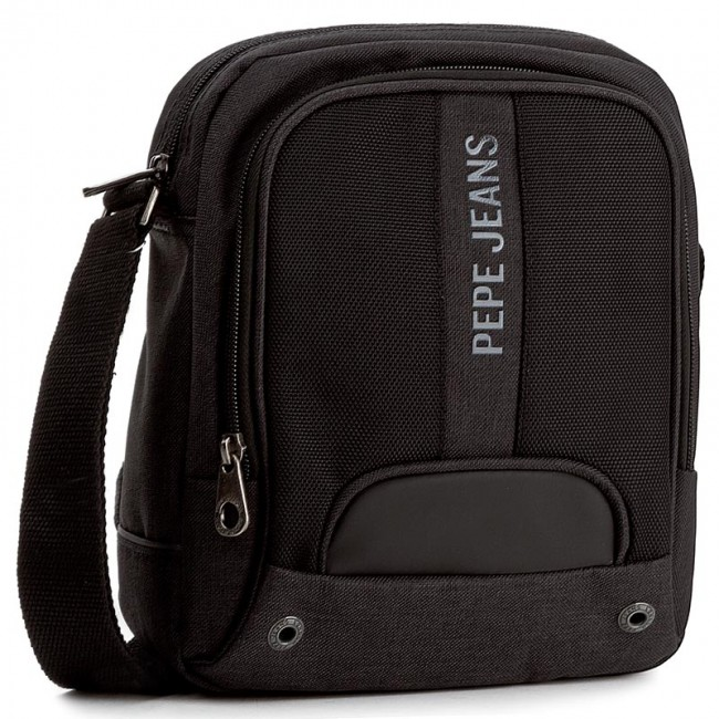 685202aba4 Τσαντάκι PEPE JEANS - Greenwich Shoulder Bag PM030476 Black 999 ...