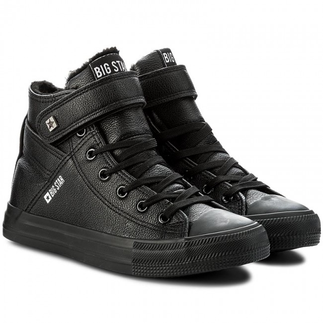 Sneakers BIG STAR - V274542F Black - Sneakers - Κλειστά παπούτσια.