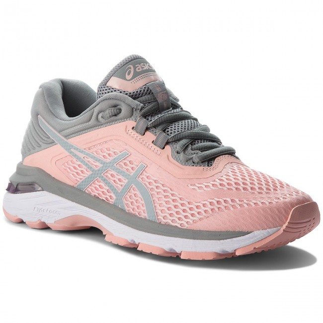 639dce0c9e Παπούτσια ASICS - GT-2000 6 T855N Frosted Rose/Stone Grey 700 ...