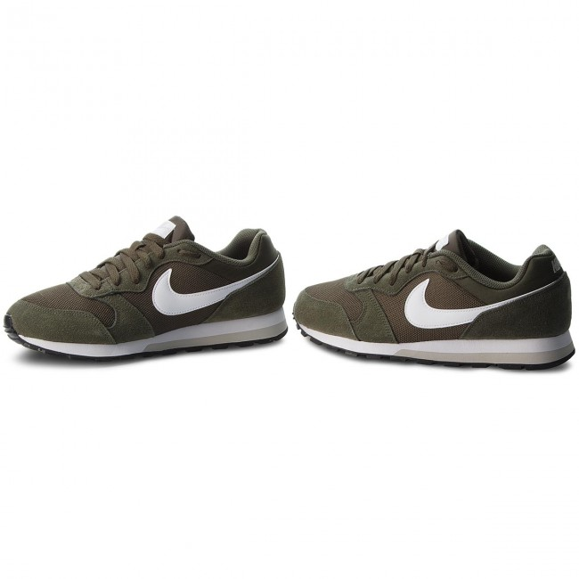 a84e5c418 Παπούτσια NIKE - Md Runner 2 749794 301 Cargo Khaki/White/Light Bone
