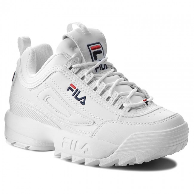 794962cac82 Αθλητικά FILA - Disruptor Wmn Low 1010302.1FG White