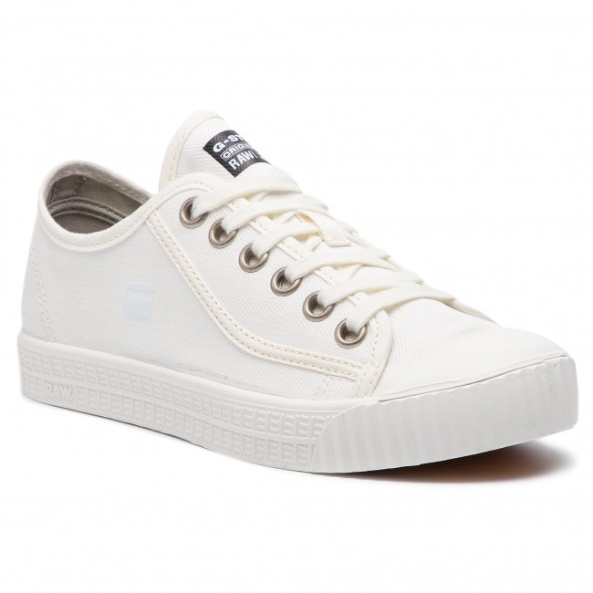 Sneakers G STAR RAW Rovulc Hb D04360 8715 110 White