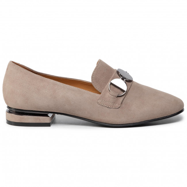 Lords SOLO FEMME - 58803-01-K34/000-04-00 Taupe - Lords - Κλειστά παπούτσια - Γυναικεία.