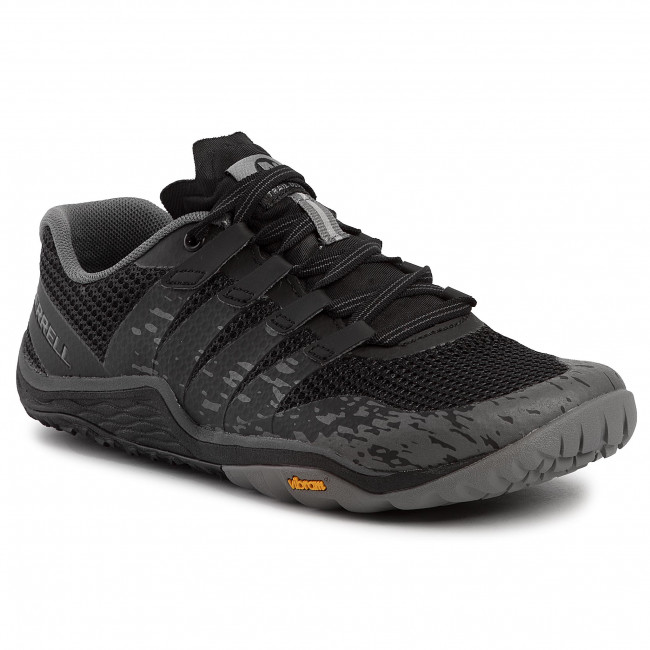Παπούτσια MERRELL - Trail Glove 5 J52850 Black