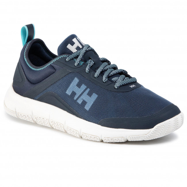 Παπούτσια HELLY HANSEN - W Burghee Foil 11579_597 Navy/Glacier Blue/Off White/Metallic Silver