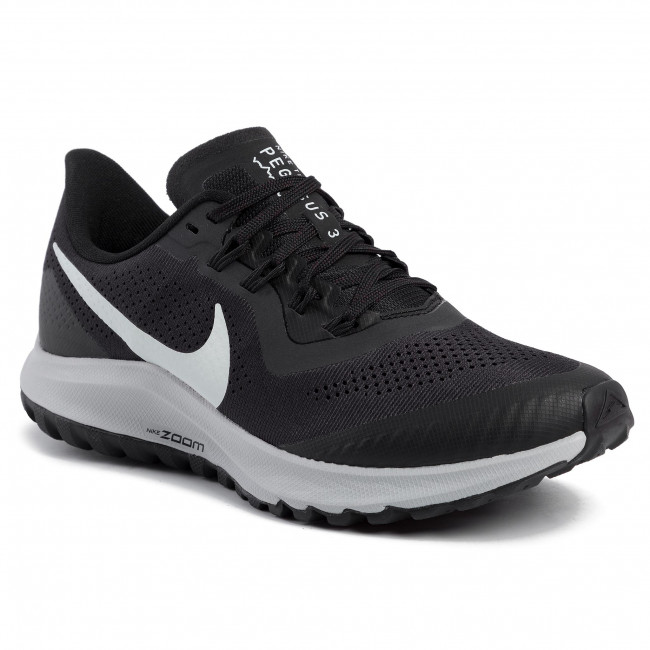 Παπούτσια NIKE - Air Zoom Pegasus 36 AR5676 002 Oil Grey/Barely Grey/Black