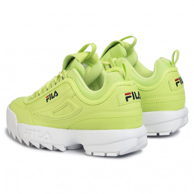 Αθλητικά FILA Disruptor Low Wmn 1010302.51F Sharp Green