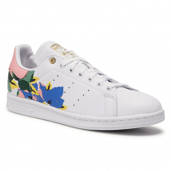 Παπούτσια adidas - Stan Smith W FW2520 Ftwwht/Golpnk/Goldmt