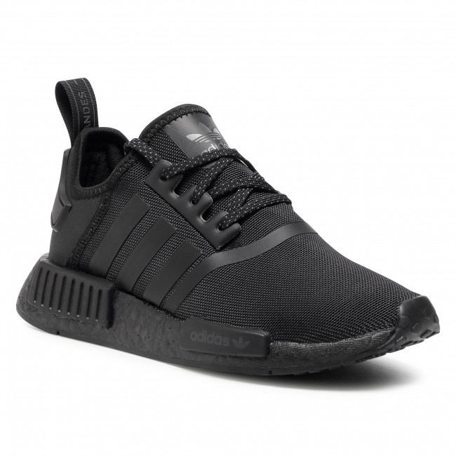 Παπούτσια adidas - Nmd_R1 J FX8777 Core Black/Core Black/Grey Six