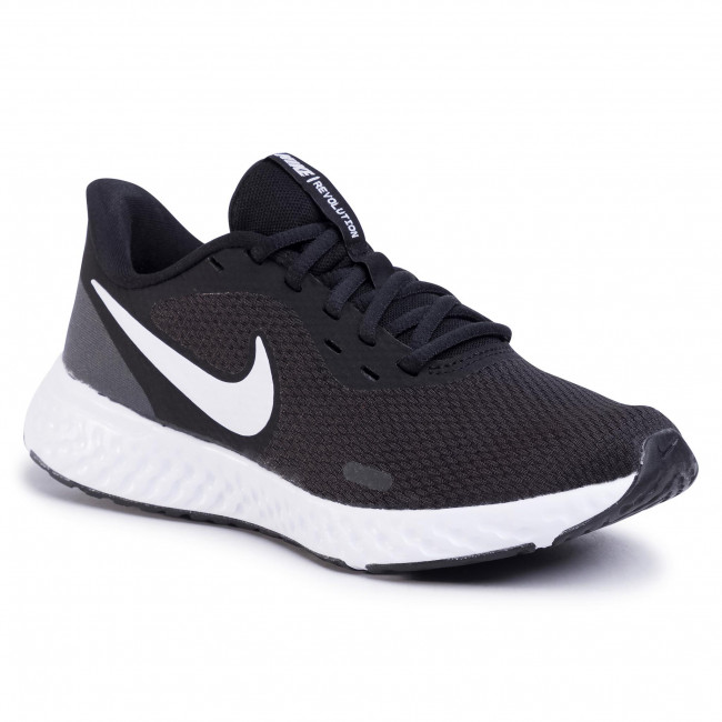 Παπούτσια NIKE - Revolution 5 BQ3207 002 Black/White/Anthracite