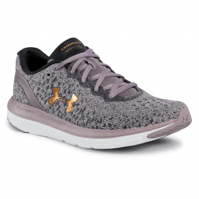 Παπούτσια UNDER ARMOUR - Ua W Charged Impulse Knit 3022603-500 Ppl