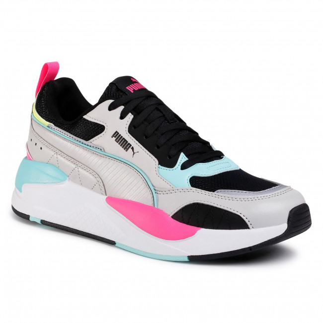 Αθλητικά PUMA - X-Ray 2 Square 373108 04 Gray Violet/Black/Aruba Blue
