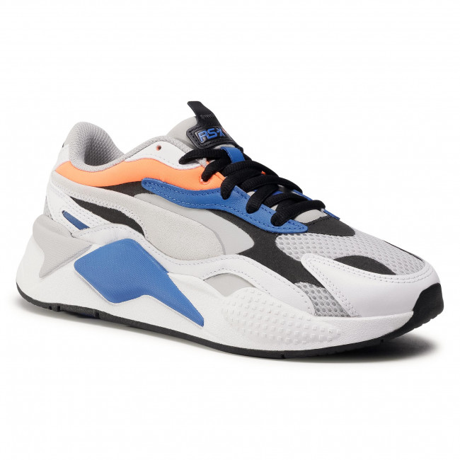Αθλητικά PUMA - RS-X³ Prism 374758 03 G Violet/Pwhite/Ultra Orange