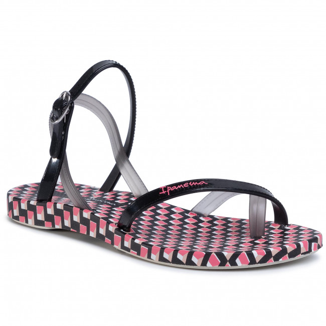 Σανδάλια IPANEMA - Fashion Sand VIII 82766 White/Black/Pink 24898