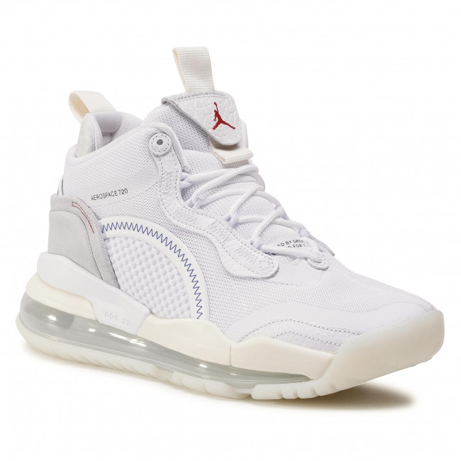 Παπούτσια NIKE - Jordan Aerospace 720 CW7588 100 White/Black/Pure/Platinum/Sail