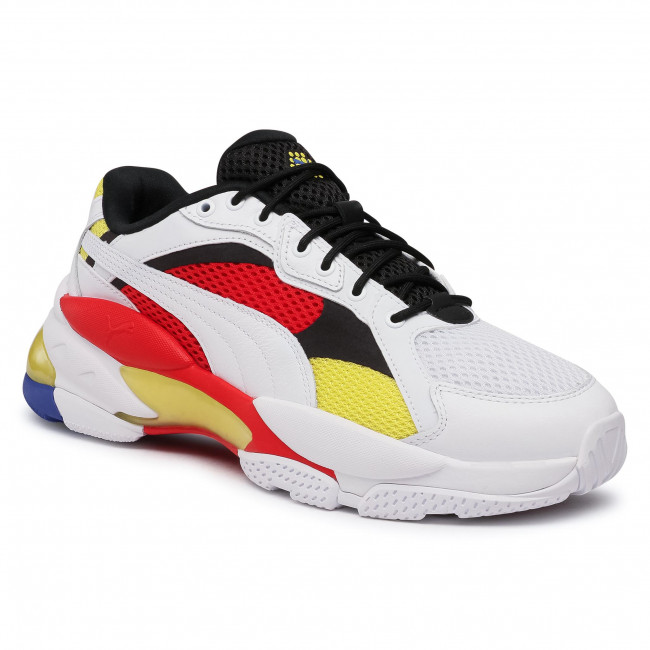 Αθλητικά PUMA -  Lqd Cell Epsilon 371909 01 Puma White/High Risk Red